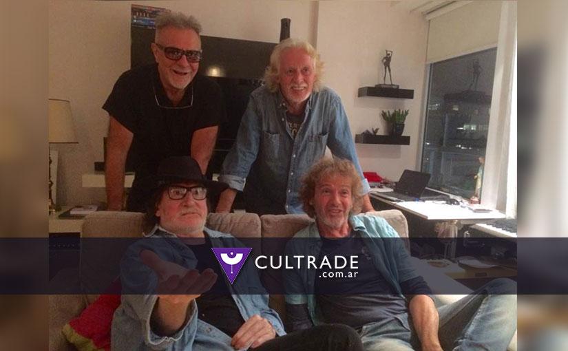 La reunión de PorSuiGieco: lanzarán un disco y un documental el año queviene